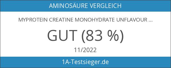 Myprotein Creatine Monohydrate Unflavoured