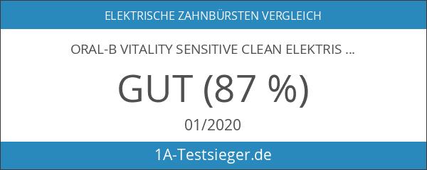 Oral-B Vitality Sensitive Clean elektrische Zahnbürste
