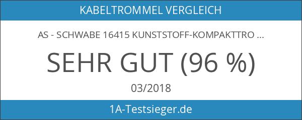 as - Schwabe 16415 Kunststoff-Kompakttrommel KBS