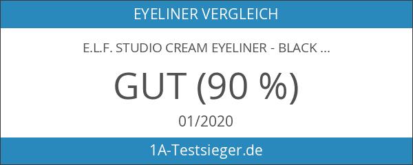 e.l.f. Studio Cream Eyeliner - Black