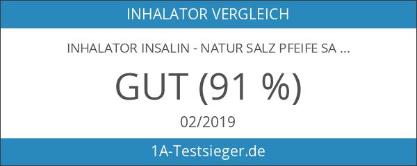 Inhalator InSalin - Natur Salz Pfeife Salin