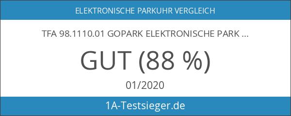 TFA 98.1110.01 GoPark Elektronische Parkscheibe