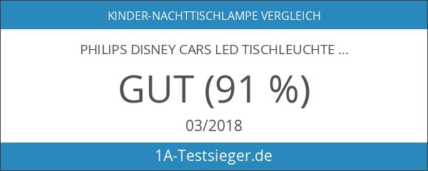 Philips Disney Cars LED Tischleuchte
