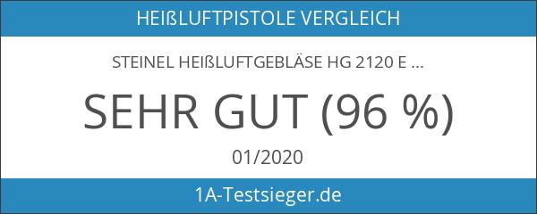 Steinel Heißluftgebläse HG 2120 E