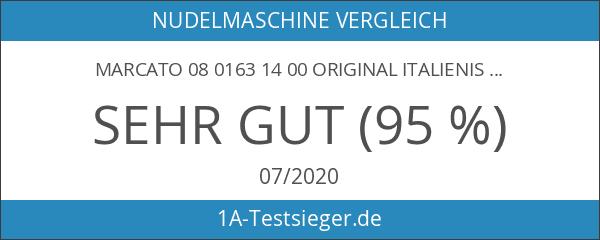 Marcato 08 0163 14 00 Original italienische Nudelmaschine Atlas 150