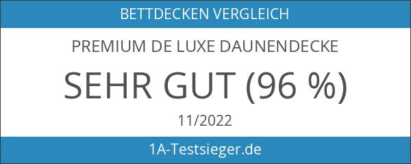 Premium De Luxe Daunendecke