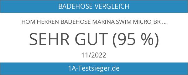 HOM Herren Badehose Marina Swim Micro Briefs