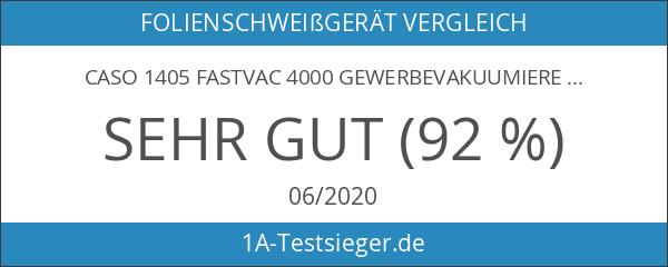 Caso 1405 FastVac 4000 Gewerbevakuumierer