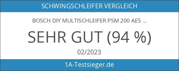 Bosch DIY Multischleifer PSM 200 AES