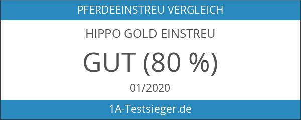 hippo Gold Einstreu
