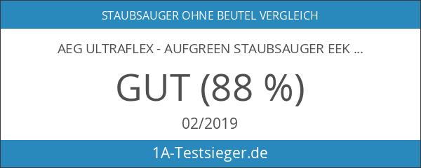 AEG UltraFlex - Aufgreen Staubsauger EEK A black