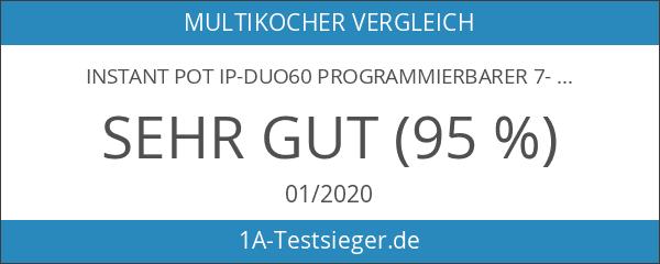 Instant Pot IP-DUO60 programmierbarer 7-in-1