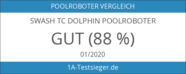 swash tc dolphin poolroboter