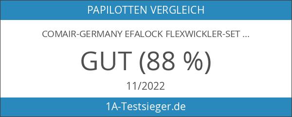 Comair-Germany Efalock Flexwickler-Set