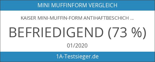 Kaiser Mini-Muffin-Form antihaftbeschichtet