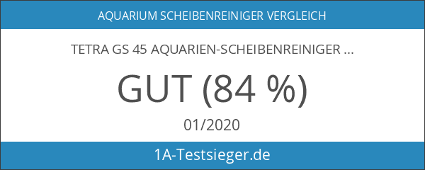 Tetra GS 45 Aquarien-Scheibenreiniger
