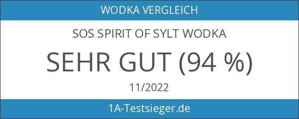 SOS SPIRIT of SYLT Wodka