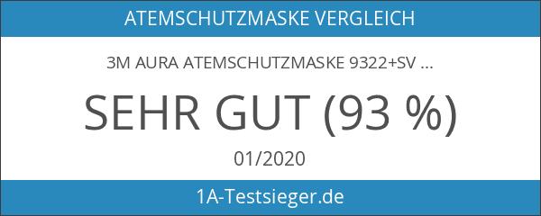 3M Aura Atemschutzmaske 9322+SV