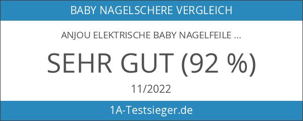 Anjou Elektrische Baby Nagelfeile