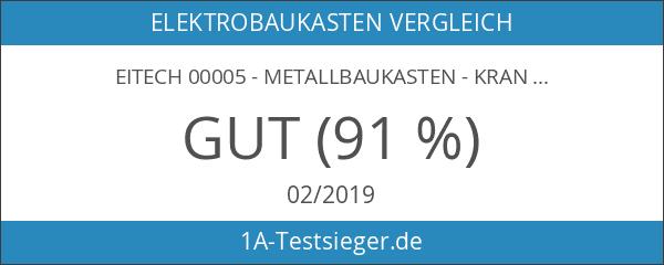 Eitech 00005 - Metallbaukasten - Kran