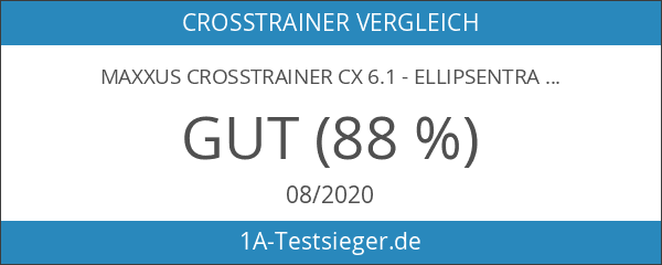 MAXXUS CROSSTRAINER CX 6.1 - Ellipsentrainer