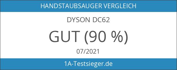 Dyson DC62 beutel- & kabelloser Staubsauger inkl. schmaler Elektrobürste mit