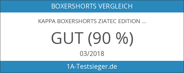 Kappa Boxershorts Ziatec Edition