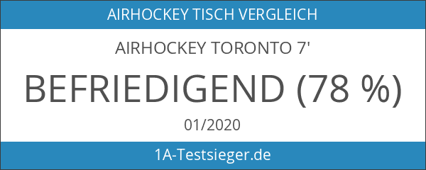 Airhockey TORONTO 7'