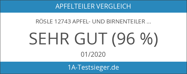 Rösle 12743 Apfel- und Birnenteiler