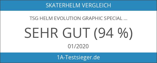 TSG Helm Evolution Graphic Special