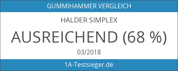 Halder Simplex
