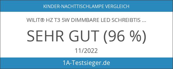 WILIT® HZ T3 5W dimmbare LED Schreibtischlampe
