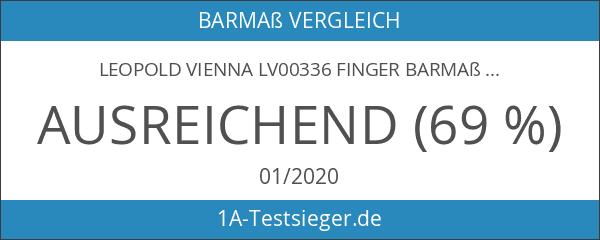 Leopold Vienna LV00336 Finger Barmaß