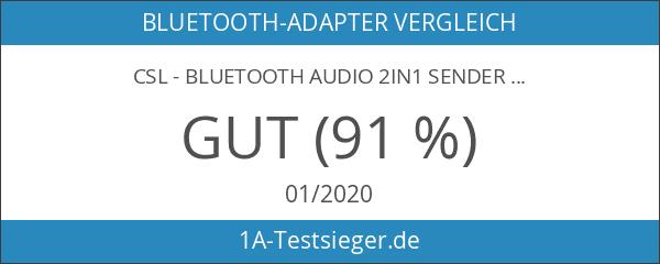 CSL - Bluetooth Audio 2in1 Sender