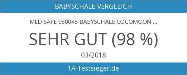 MediSafe 930045 Babyschale Cocomoon