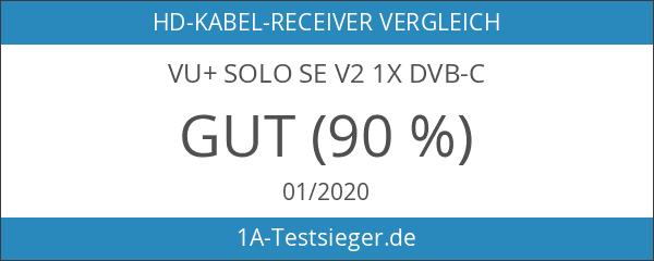 VU+ Solo SE V2 1x DVB-C