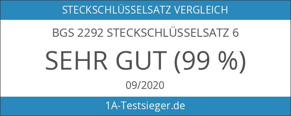 BGS 2292 Steckschlüsselsatz 6