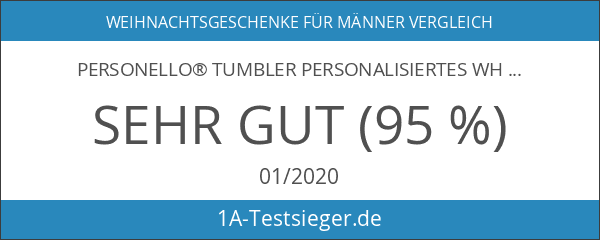 Personello® Tumbler personalisiertes Whisekyglas mit Gravur
