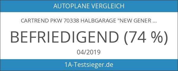 "Cartrend PKW 70338 Halbgarage ""New Generation"" Wetterfest"
