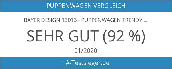 Bayer Design 13013 - Puppenwagen Trendy