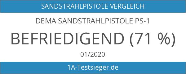 DEMA Sandstrahlpistole PS-1