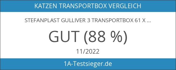 Stefanplast GULLIVER 3 Transportbox 61 x 40 x 38 cm