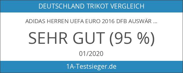 adidas Herren UEFA EURO 2016 DFB Auswärtstrikot Replica