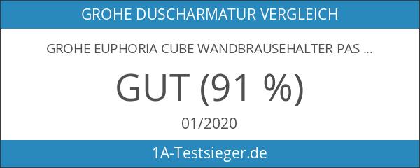GROHE Euphoria Cube Wandbrausehalter passend zu Eurocube Armaturen 27693000