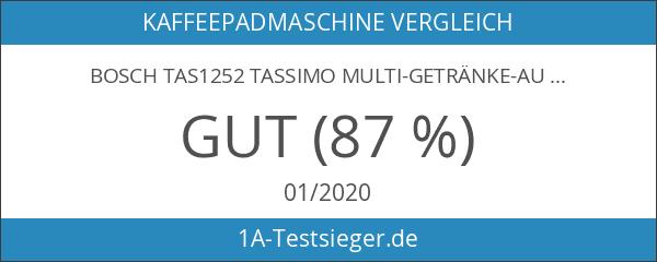 Bosch TAS1252 Tassimo Multi-Getränke-Automat VIVY