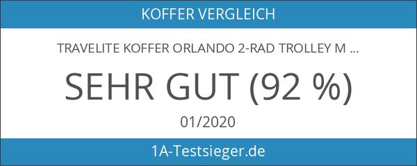 Travelite Koffer Orlando 2-Rad Trolley M