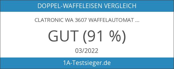 Clatronic WA 3607 Waffelautomat