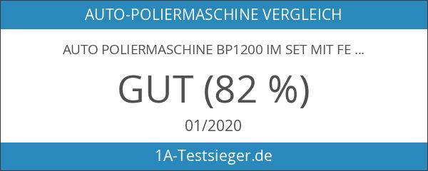Auto Poliermaschine BP1200 im Set mit Festool Politur