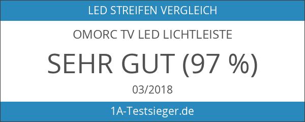 OMorc TV LED Lichtleiste