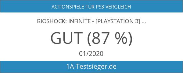 BioShock: Infinite - [PlayStation 3]